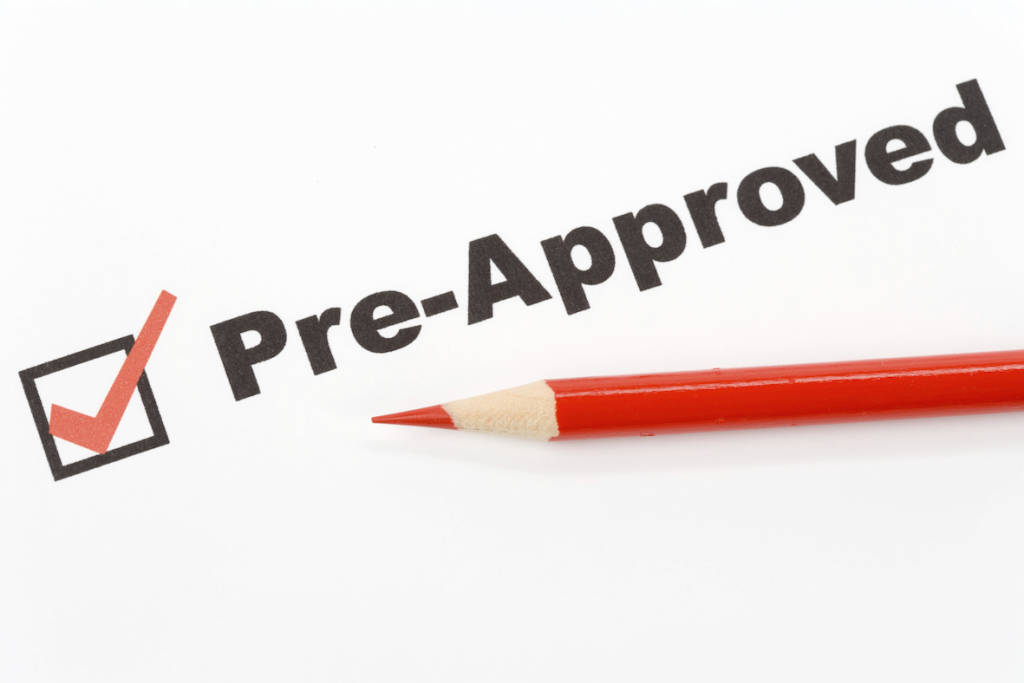 pre approval vs underwriting assistant